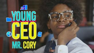 Young CEO: i biscotti di Mr. Cory